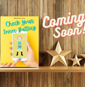 Book Coming Soon!  Check Your Inner Battery!